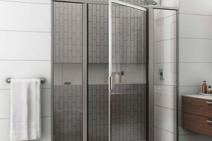 Aluminium Shower Doors